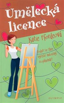 Obálka titulu Umělecká licence
