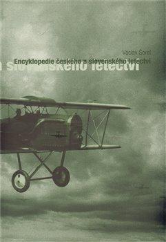 Obálka titulu Encyklopedie českého a slovenského letectví