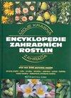 Obálka knihy Encyklopedie zahradních rostlin