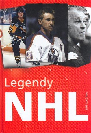 Legendy NHL - Jiří Lacina | Booksquad.ink