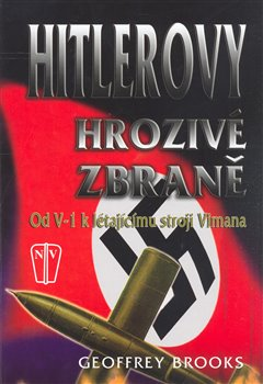 Obálka titulu Hitlerovy hrozivé zbraně