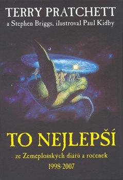 Obálka titulu To nejlepší ze Zeměplošných diářů a ročenek 1998-2007