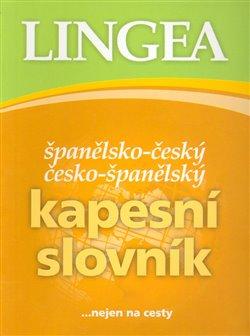 Obálka titulu Španělsko-český česko-španělský kapesní slovník