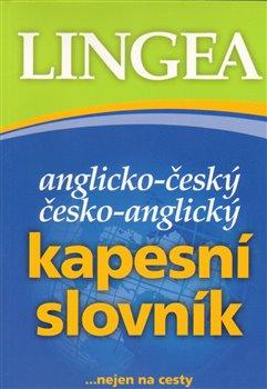 Obálka titulu Anglický kapesní komplet: Anglicko-český česko-anglický kapesní slovník + Anglický kapesní slovník na CD ROM