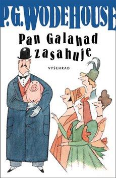 Obálka titulu Pan Galahad zasahuje