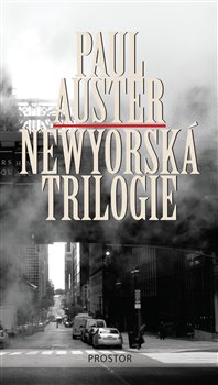 Obálka titulu Newyorská trilogie