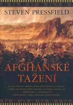 Obálka titulu Afghánské tažení