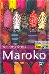 Obálka knihy Maroko - turistický průvodce