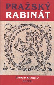Obálka titulu Pražský rabinát