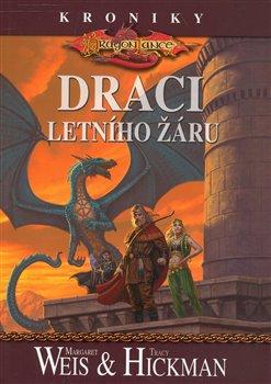 Obálka titulu DragonLance: Kroniky 4. - Draci letního žáru
