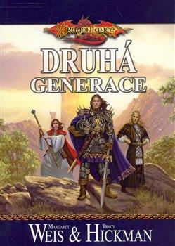 Obálka titulu DragonLance: Druhá generace