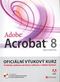 Obálka titulu Adobe Acrobat 8