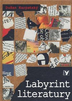 Obálka titulu Labyrint literatury