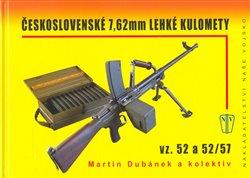 Obálka titulu Československé 7,62 mm lehké kulomety