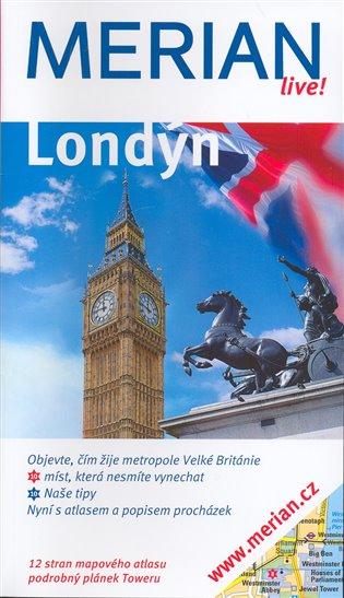 Londýn - Merian Live!
