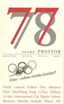 Obálka titulu Revue Prostor č. 77/78