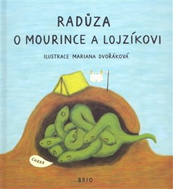 Obálka titulu O Mourince a Lojzíkovi