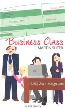 Obálka titulu Business Class