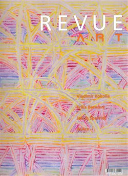 Obálka titulu Revue art II./2008