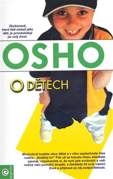 Obálka titulu Osho o dětech