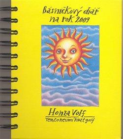Obálka titulu Básničkový diář na rok 2009