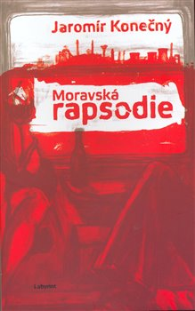 Obálka titulu Moravská rapsodie