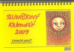 Obálka titulu Sluníčkový kalendář 2009 /stolní/