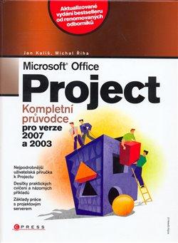 Obálka titulu Microsoft Office Project