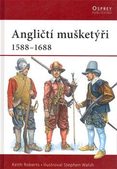 Obálka titulu Angličtí mušketýři