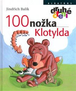 Obálka titulu 100nožka Klotylda
