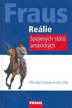 Obálka titulu Reálie Spojených států amerických