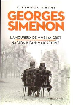 Obálka titulu Nápadník paní Maigretové/L´amoureux de Madame Maigret