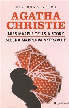 Obálka titulu Slečna Marplová vypravuje/Miss Marple tells a Story