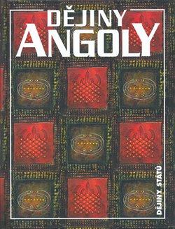 Obálka titulu Dějiny Angoly