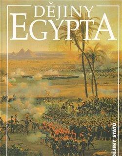 Obálka titulu Dějiny Egypta