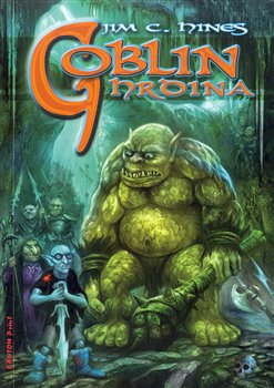 Obálka titulu Goblin hrdina