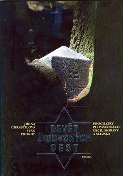 Obálka titulu Devět židovských cest