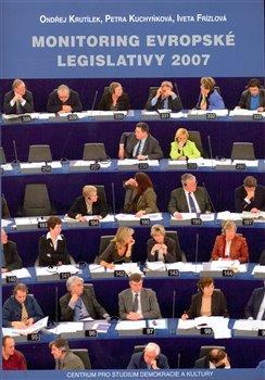 Obálka titulu Monitoring evropské legislativy 2007