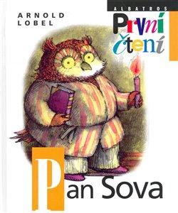 Obálka titulu Pan Sova