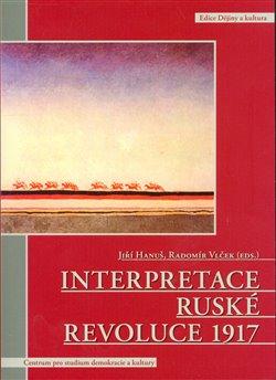 Obálka titulu Interpretace ruské revoluce 1917