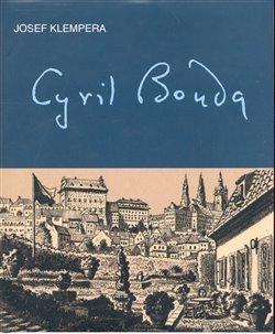 Obálka titulu Cyril Bouda