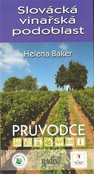 Obálka titulu Slovácká vinařská podoblast