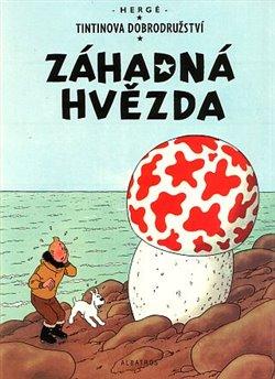 Obálka titulu Tintin - Záhadná hvězda