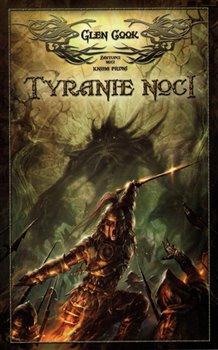 Obálka titulu Tyranie noci