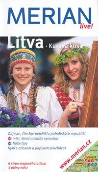 Obálka titulu Litva, Kurská hora /Merian Live/