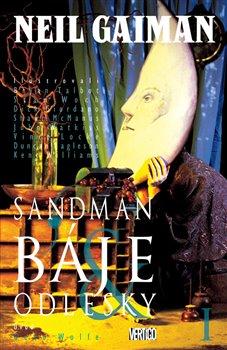 Obálka titulu Sandman: Báje a odlesky I