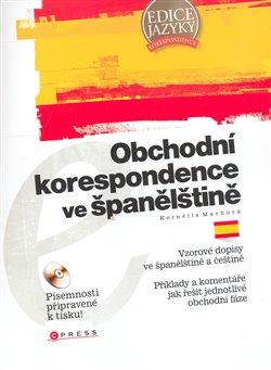 Obálka titulu Obchodní korespondence ve španělštině