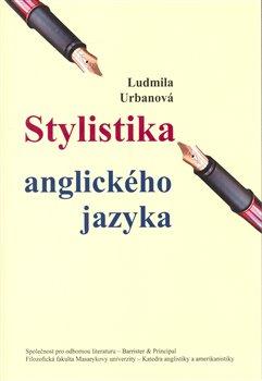 Obálka titulu Stylistika anglického jazyka