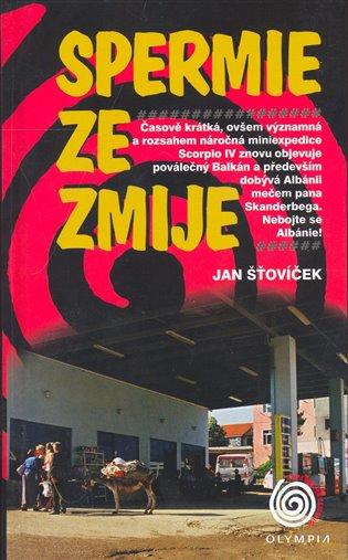 Spermie ze zmije - Jan Šťovíček | Booksquad.ink
