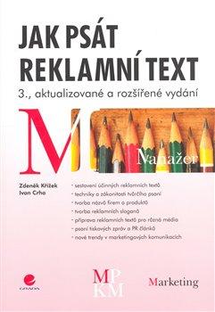 Obálka titulu Jak psát reklamní text
